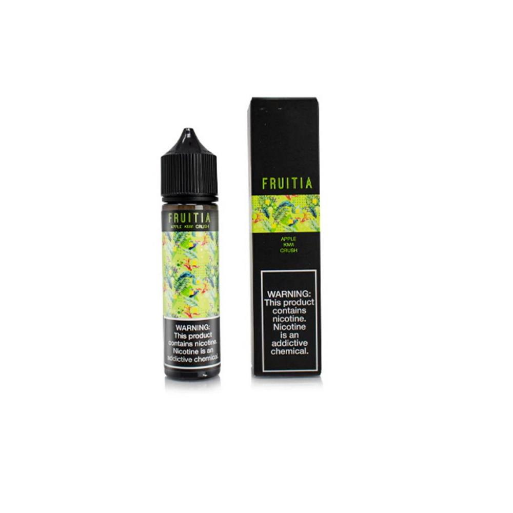 Fruitia: Apple Kiwi Crush 50ml 0mg