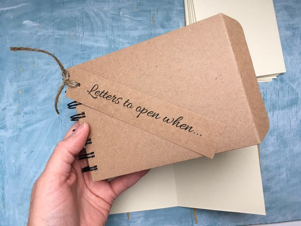 The Soldier's Letters to Read When... - Deployment Gifts Your Soldier Will Love