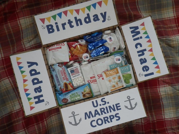 The Soldier's Care Package - Deployment Gifts Your Soldier Will Love