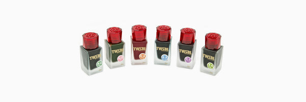 TWSBI 1791 Ink (6pack) 18ml bottles