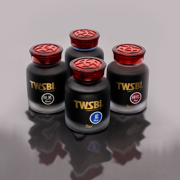 TWSBI 70ml Ink, Red