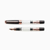 TWSBI Diamond 580 Smoke RoseGold II Fountain Pen