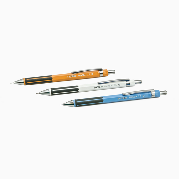 TWSBI Jr. Pagoda Mechanical Pencil (12pack)