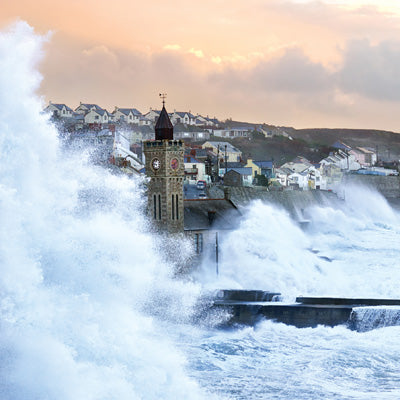 CC150 - Porthleven Greeting Card