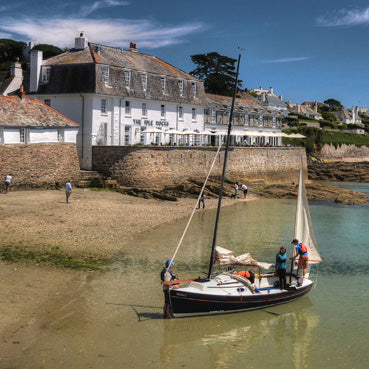 CC184 - St Mawes Greeting Card