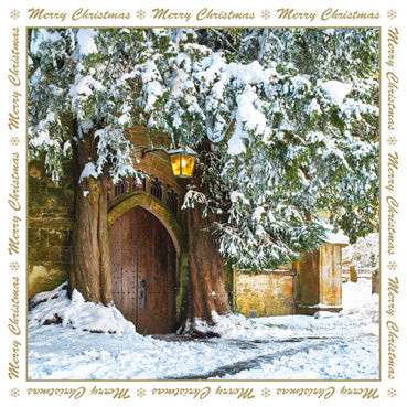 LXM114 - Stow-in-the-Wold Christmas Card