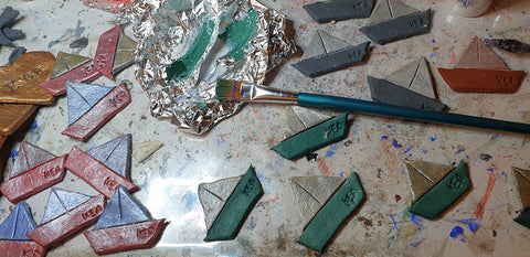 creating magnets from kea