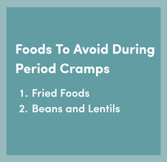 5 Foods That Help With Period Cramps