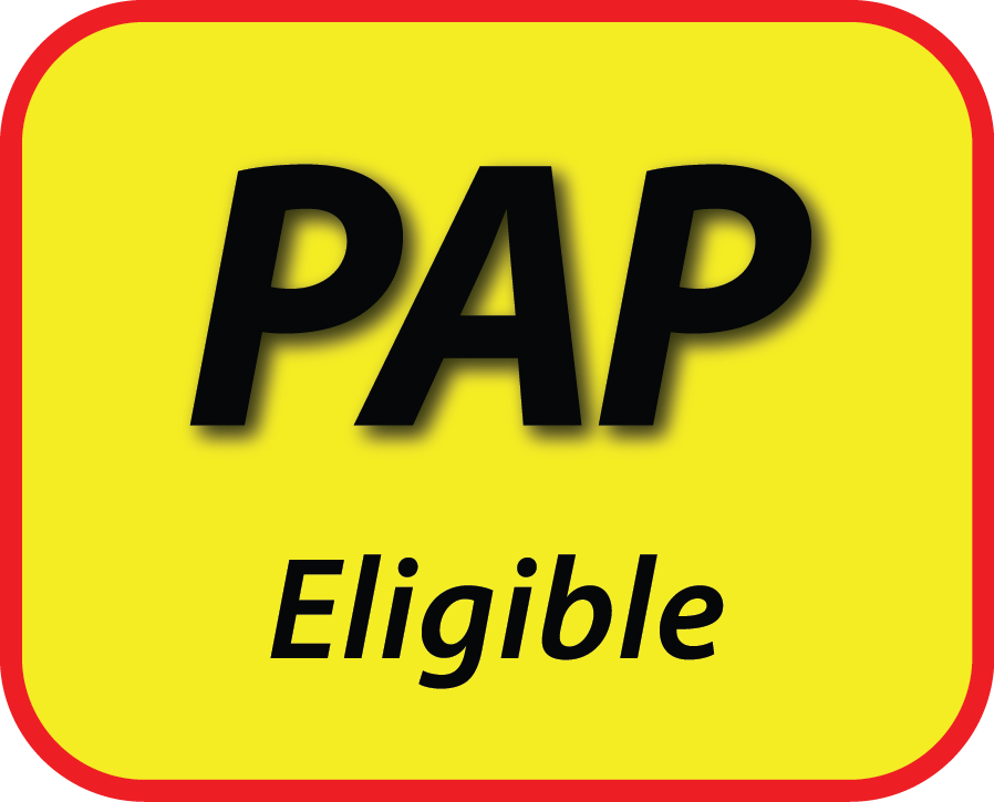 (PAP Eligible)