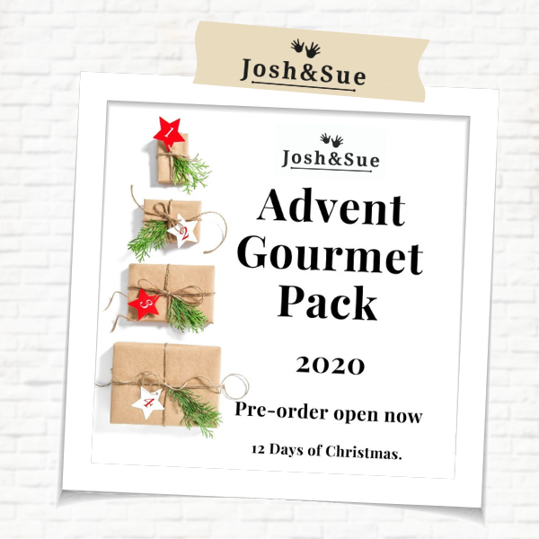 EXCLUSIVE 12 PIECE ADVENT GOURMET PACK 2020