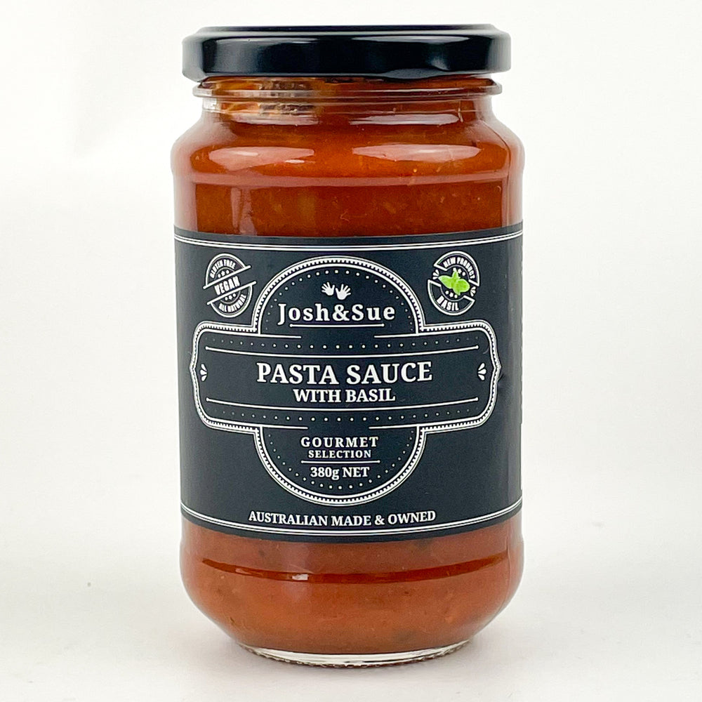 Josh&Sue  Pasta Sauce with Basil