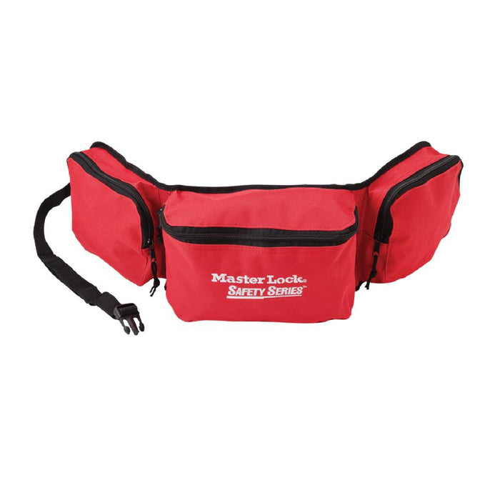 Master Lock 1456 Safety Lockout Pouch, Unfilled-Other Security Device-HodgeProducts.com