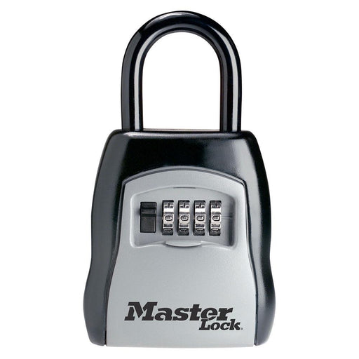Master Lock 5400D Set Your Own Combination Portable Lock Box 3-1/4in (83mm) Wide-Combination-HodgeProducts.com