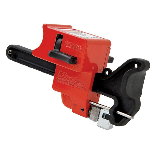 Master Lock S3068 Seal Tight™ Handle-On Ball Valve Lockout-Other Security Device-HodgeProducts.com