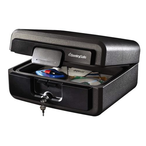 Sentry® Safe HD2100 Fire/Water Chest, .37 cu. ft.-HodgeProducts.com