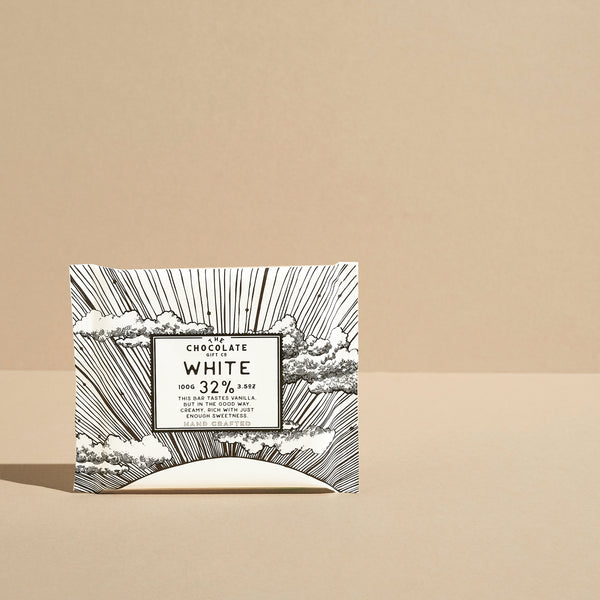 White Chocolate Letterbox Gift