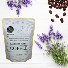 Lavender Honey Coffee