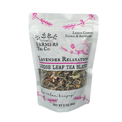 Lavender Relaxation Tea