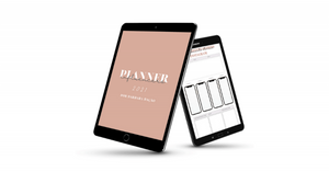PLANNER ANUAL PARA INFLUENCERS