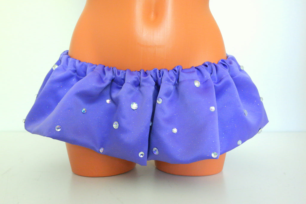 SALE Micro Mini Skirt- Lavendar