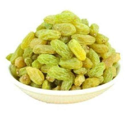 Kishmish - Raisins (Green), premium quality - INDIA CUISINE