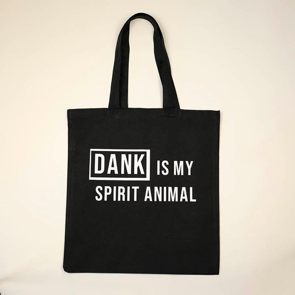Dank is my spirit animal - tote bag