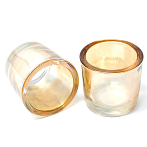Glass Cup for Votive Candle Holder
