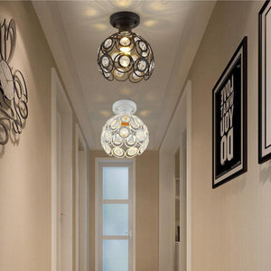 Crystal Bedroom Ceiling Nordic Led Lamp