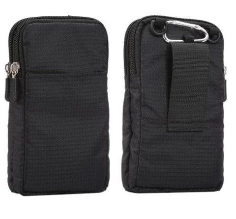 barcode scanner bag black