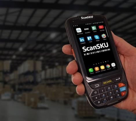 ScanSKU Android Barcode Scanner