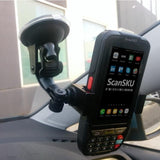 barcode scanner car mount