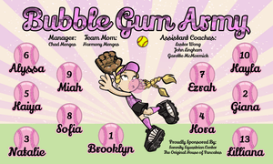 Bubble Gum Army