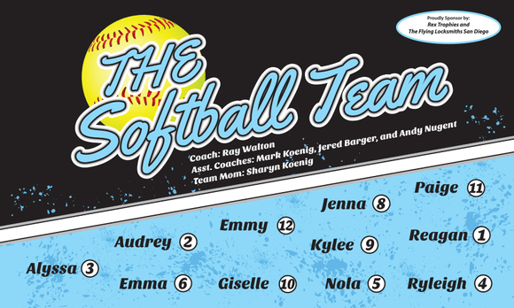 The Softball Team