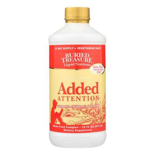 Buried Treasure - Added Attention for Children - 16 fl oz