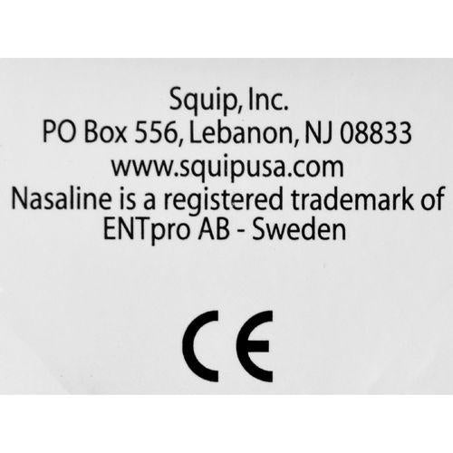 Squip Products Nasaline Salt Pre-Measured Packets - 50 Packets