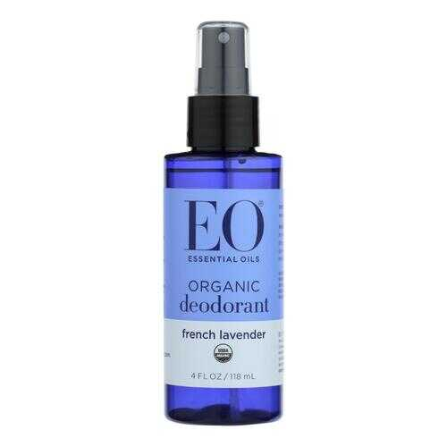 EO Products - Organic Deodorant Spray Lavender - 4 fl oz