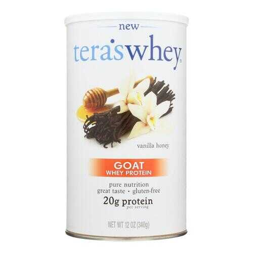 Tera's Whey Protein - Goat - Vanilla Honey - 12 oz