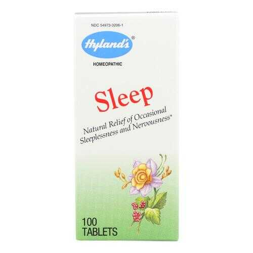 Hylands Homeopathic Sleep - 100 Tablets