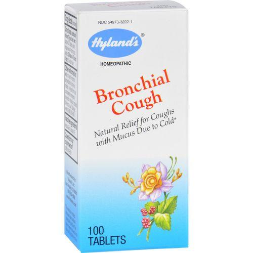 Hylands Homeopathic Bronchial Cough - 100 Tablets