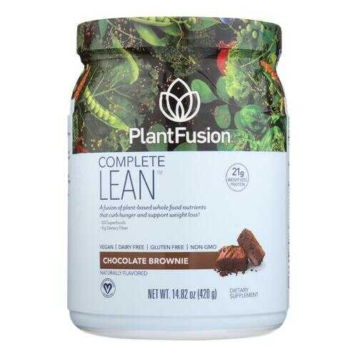 Plantfusion - Complete Lean Protein - Chocolate - 14.8 oz.
