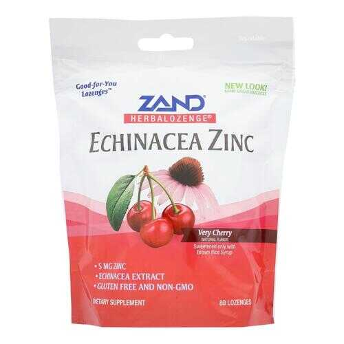 Zand - Loz Cherry Echinacea Zinc - 1 Each - 80 CT