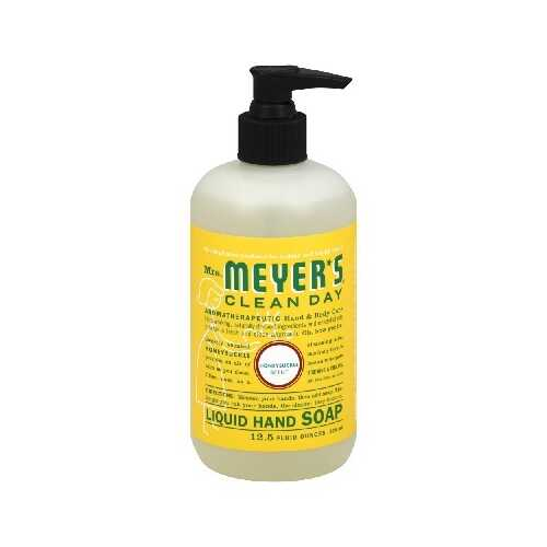 Mrs Meyers Liquid Hand Sp Honeyskl (6x12.5OZ )