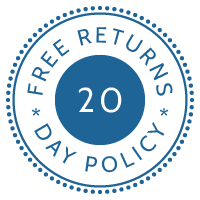 20 Day Free Return/Exchange