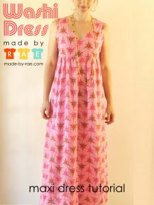 Made by Rae Maxi Dress