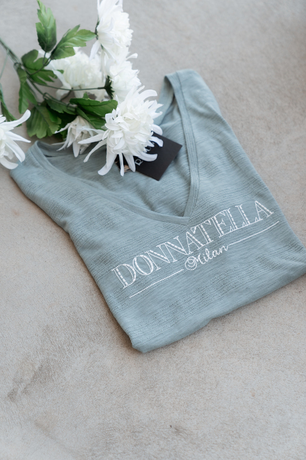 DONATELLA TEE - MINT