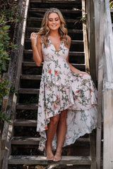 PAYTON WRAP DRESS