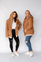 LEONI TEDDY JACKET