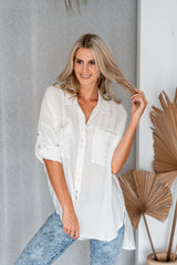 YARRA SILK SHIRT