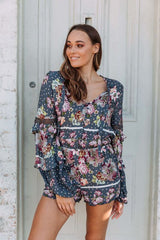 RYDE PLAYSUIT - IN THE VALLEY
