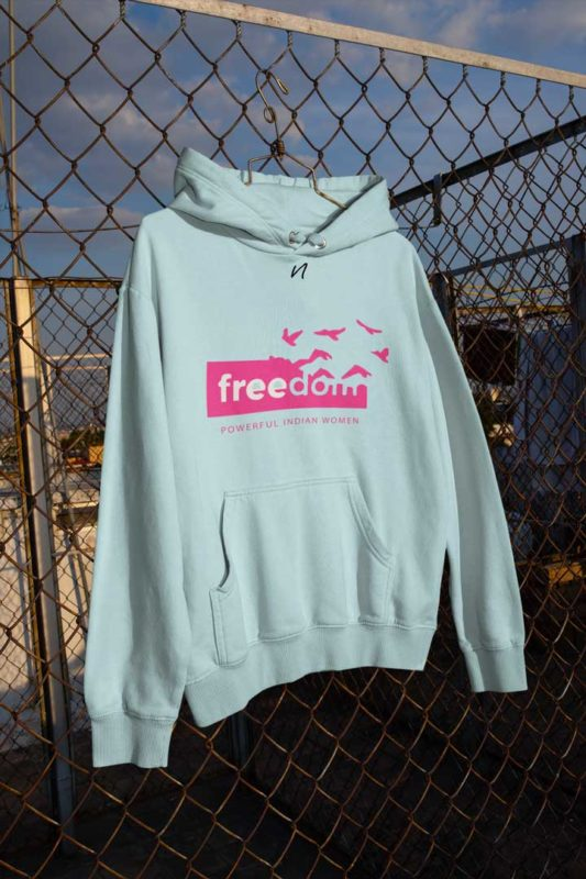 PIW_Freedom: Hoodies for Women